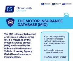 The Motor Insurance Database (MID)