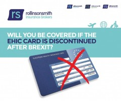 Will You Be Covered If The EHIC Card Is Discontinued After Brexit?