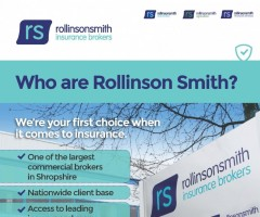 Who Are Rollinson Smith?